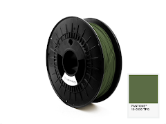 FiberForce Pantone (R) 18-0330 TPG PLA Filament - 2.85mm (0.75kg)