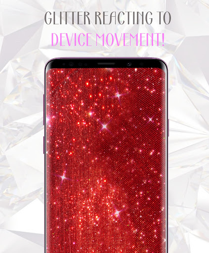 Glitter Live Wallpaper Glitzy 2.9.9 screenshots 1