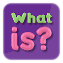What is? icon