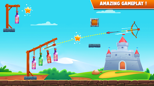 Archery Bottle Shoot MOD APK (Unlimited Money) 2