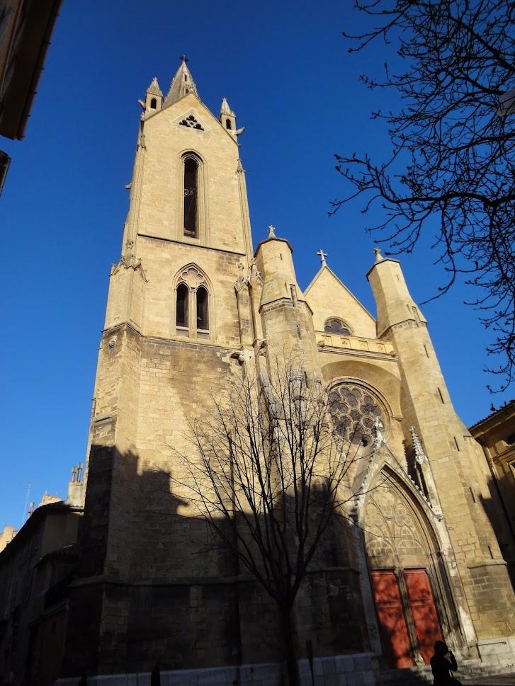 Eglise Saint-Jean-de-Malte  à Aix-en-Provence