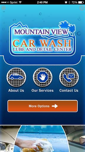 Mt. View Car Wash