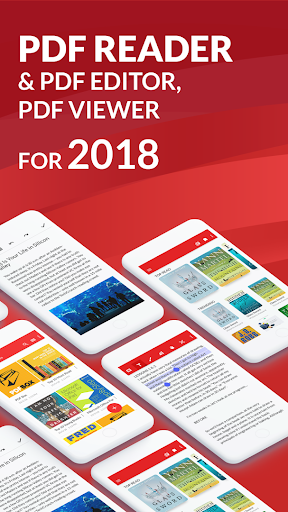 PDF Reader & PDF Editor, PDF Viewer for 2018 Business app for Android Preview 1