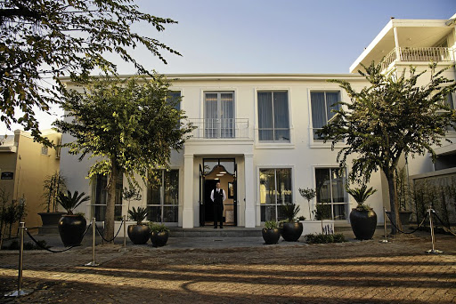 High-end: The Manor House is rooted in history. Picture: NEWMARK HOTELS
