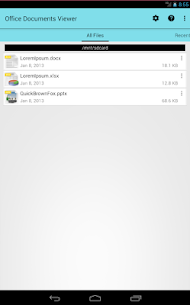 Office Documents Viewer v1.29.3 Patched APK 5