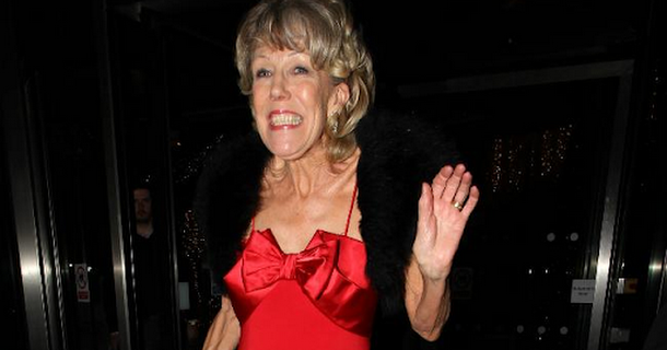 Sue Nicholls' psychic sessions