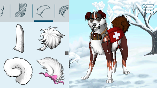 Avatar Maker: Dogs screenshot 10