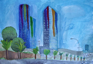 Photo: Абигаиль Замски, 12 лет. Студия Т. Белоконенко «Тель-Авив». Хайфа, Израиль