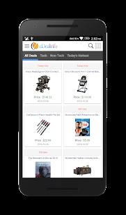 eDealinfo: Daily Hot Deals - náhled