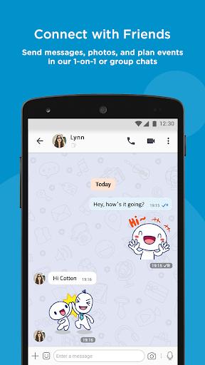 BBM - Free Calls & Messages  screenshots 1