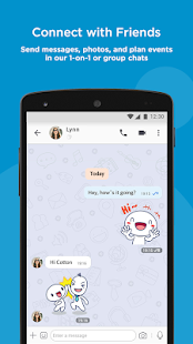 BBM - Free Calls & Messages Capture d'écran