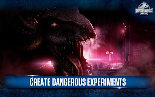 Jurassic World: The Game screenshot for Android