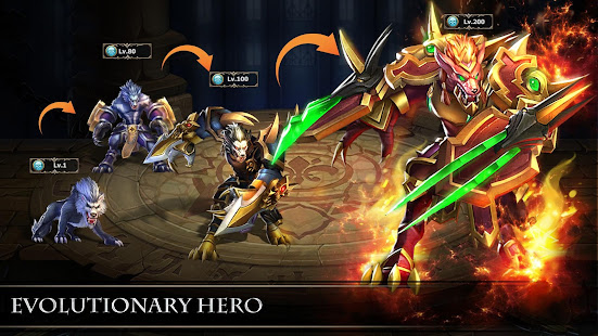 Game Trials of Heroes: Idle RPG APK for Windows Phone