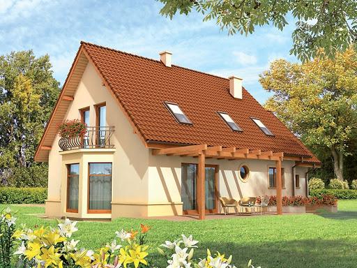 projekt Kajka G1 Leca® Dom