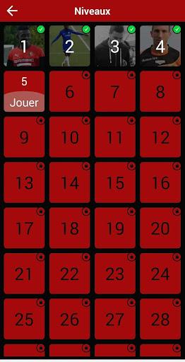 Stade Rennais : Devinez les joueurs de foot / Quiz android2mod screenshots 4