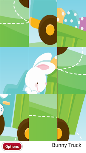 Kids Easter Puzzle Game