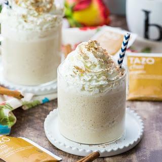 Chai Tea Latte Milkshakes.