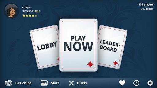 Appeak u2013 The Free Poker Game 3.1.0 8
