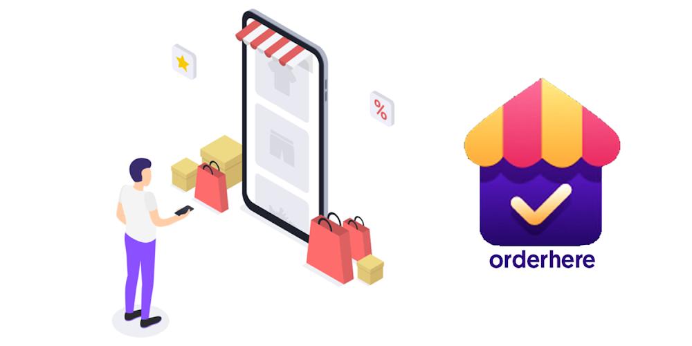 Orderhere online store