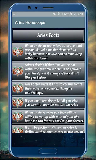 Aries Daily Horoscope 2019 Apk Download Apkpure Co