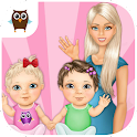 Sweet Baby Girl Twin Care FULL icon