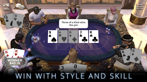 CasinoLife Poker - #1 Free Texas Holdem 3D 4.6.15932 screenshots 2