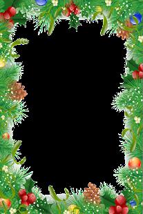 Christmas Frame - náhled