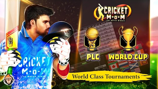 Cricket Man Of the Match : Player Career App Download For Android 1