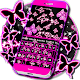 Download Neon Butterflies Keyboard for PC - Free Personalization App for PC