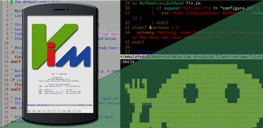 DroidVim - Apps on Google Play