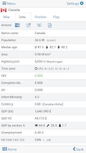 World atlas & world map MxGeo Pro APK [Latest] 3
