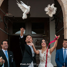 Wedding photographer Juanjo Ruiz (pixel59). Photo of 14.11.2017