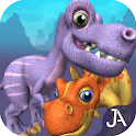 Jurassic Dino Kids: Evolution icon