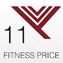 Fitness Price Paris 11 icon