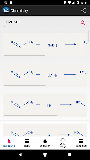Chemistry 2.7 screenshots 1