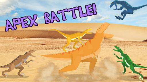 T-Rex Fights Raptors 0.3 screenshots 1