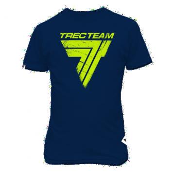 Trec T-shirt ''Play Hard'' Dark Blue - Medium