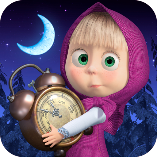 Masha and the Bear: Good Night! file APK Free for PC, smart TV Download