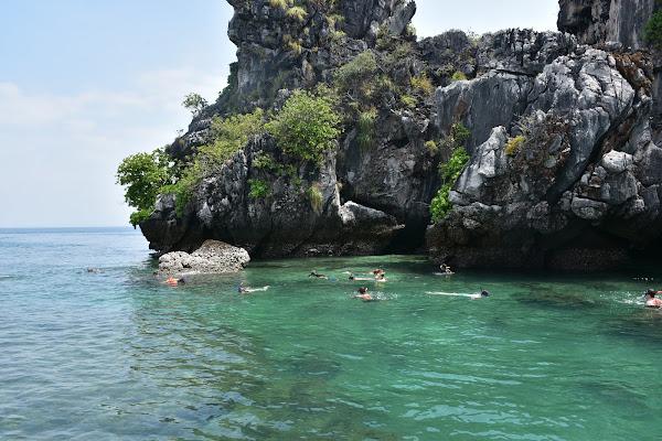Snorkel at '4 Islands' in Krabi