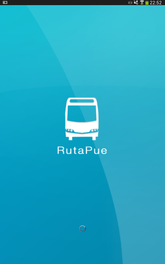 RUTAPue- screenshot