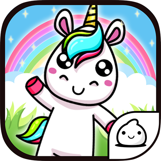 MergeUnicorn- Cute Idle & Clicker Game