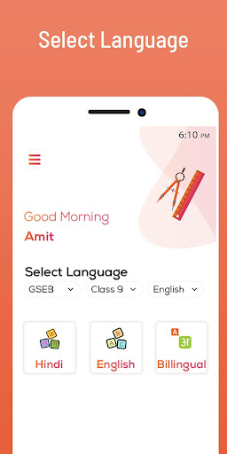 Bright Tutee :Learning & Study App for Class 9 &10 screenshot 2