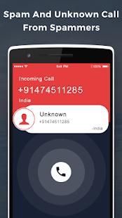 Caller ID - Call Control - náhled