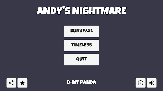 Andy's Nightmare - náhled
