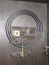 Photo: The gong is labeled Mezzo Gong.