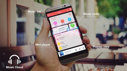 Music Cloud: Audio Radio