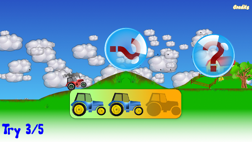 Find Tractor 2