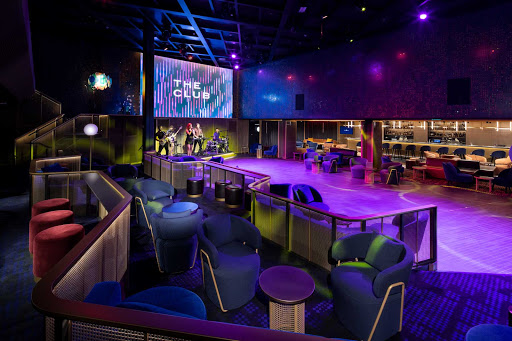 celebrity-apex-The-Club.jpg - The Club offers daytime activities from tabletop maze to traditional board games and even archery and a laser maze on Celebrity Apex.