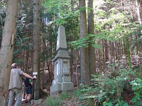Photo: monument de la scierie Lajus