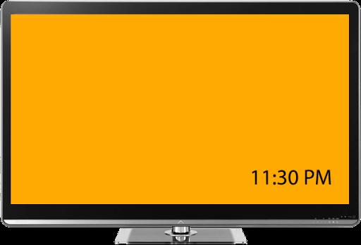 Cast Night Light and Clock on TV  screenshots 2